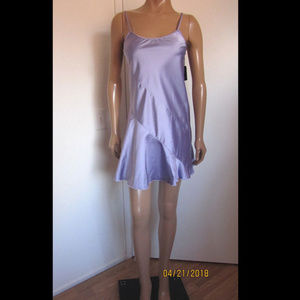 Anna Sui for Free People Lavender Slip Dress ~NWT~